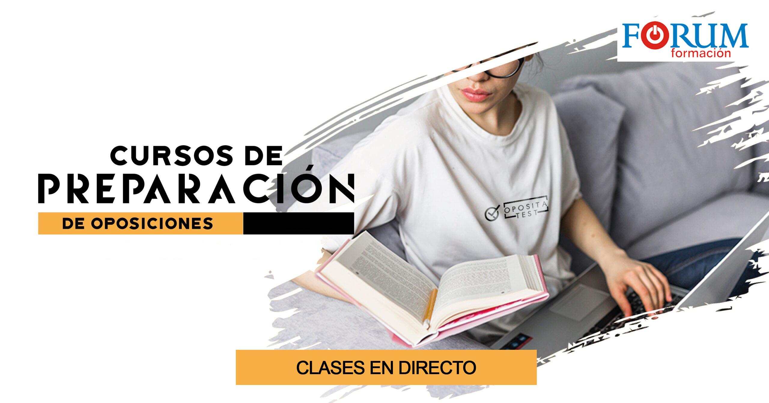PREPARACIÓN DE TODO TIPO DE OPOSICIONES